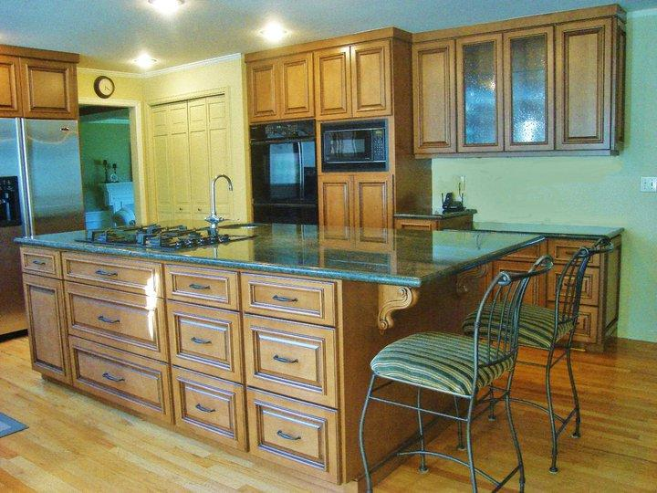 Refacing kitchen cabinets choice